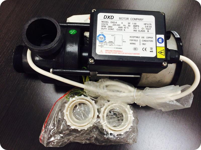 Bomba de circulación DXD8E