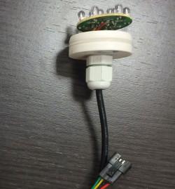 Lampara LED Fuentes