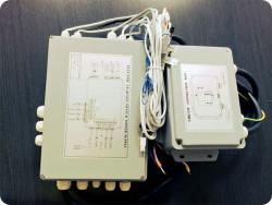 Pack Panel y Caja ElectrónicaYOUCAMEA