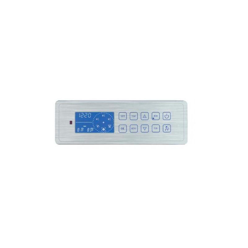 Kit electrónica GD 7005 y panel de control