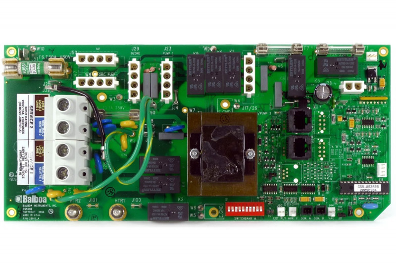 GS523DZ Balboa 55857-01