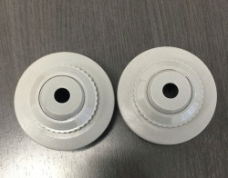 Set of two fountain jets for hot tub range M