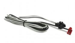 Câble de connexion avec prise lumière