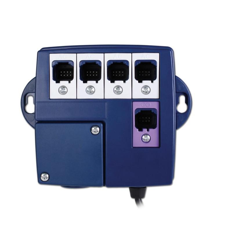 Controlador de fuentes de calor externos in.grid