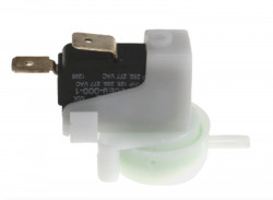 Anti-return pneumatic switch