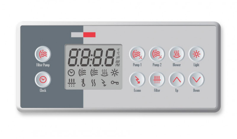 Control panel IN.K35