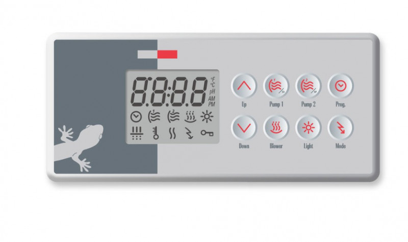 Panel de control TSC-4-10K
