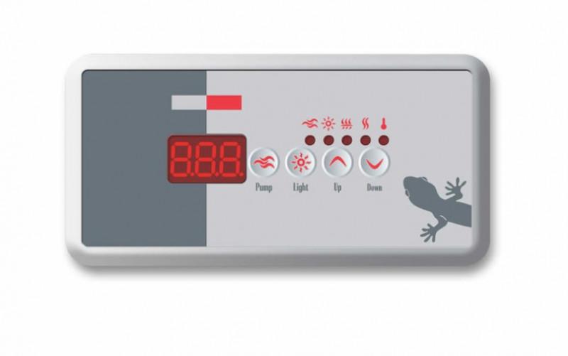 Control panel TSC-19