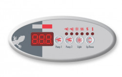 Control panel TSC-9