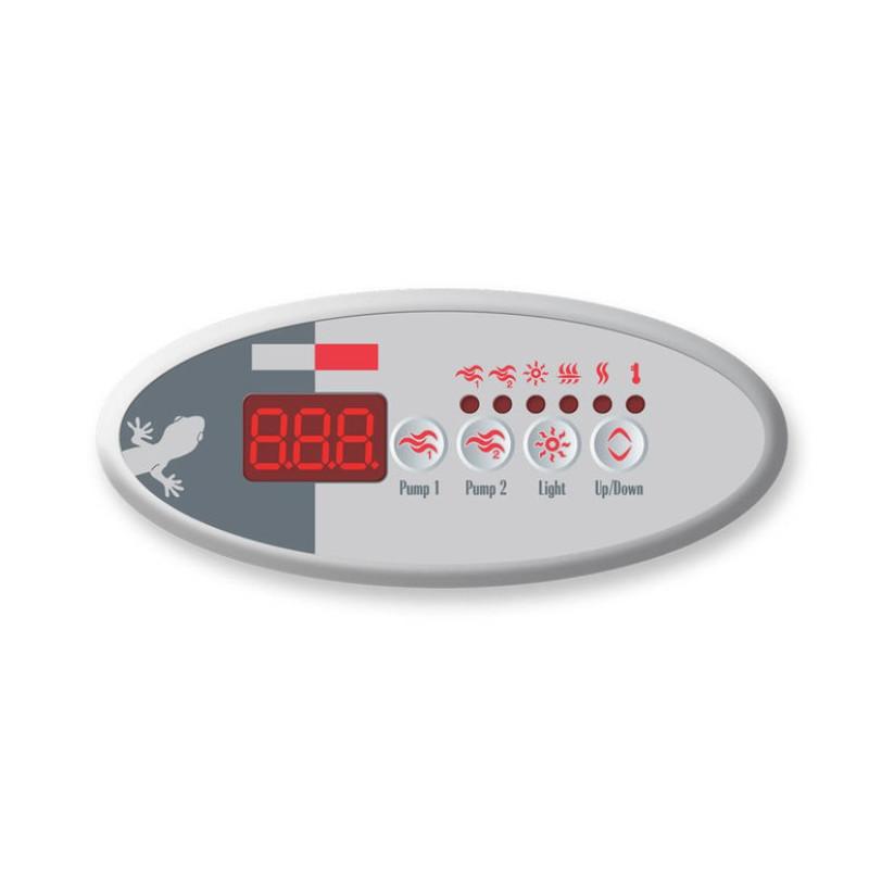Panel de control TSC-9