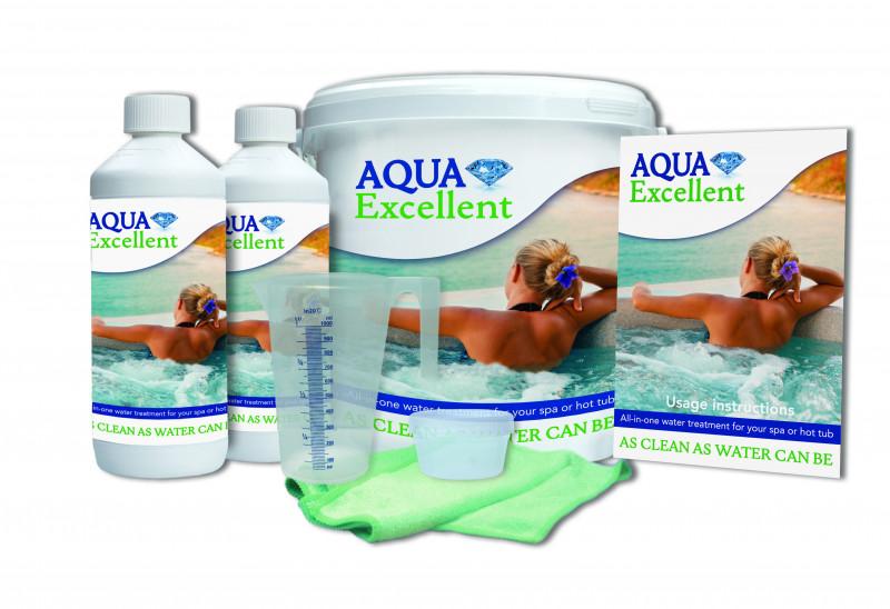 Aqua Excellent Cubo Grande