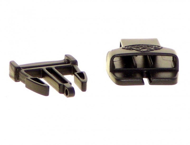 Fixation clip for thermal cover 32mm