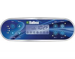 Panel de control Balboa ML700