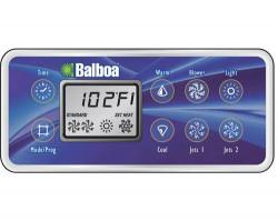 Control panel BALBOA VL801D