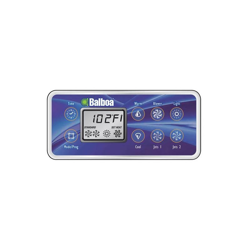 Panel de control BALBOA VL801D