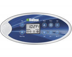 Panel de control BALBOA VL802D