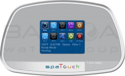 SpaTouch control panel for BP2100 Balboa (EE.UU.)