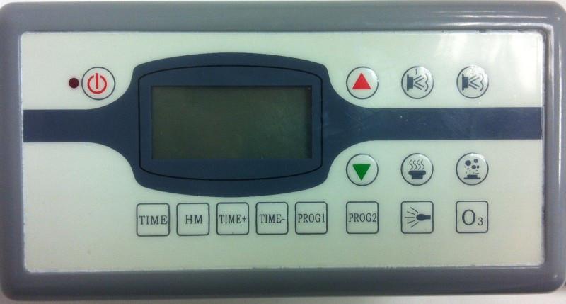 Kit electrónica 24A - 24B y panel de control