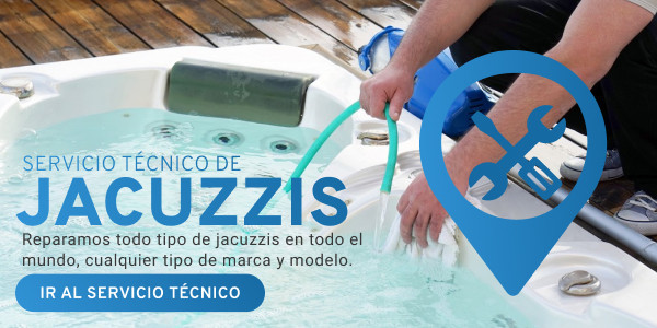 Jacuzzis technical service